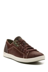 Ahnu Stockton Sneaker Brown