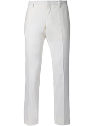 John Richmond Beaded Side Stripe Trousers