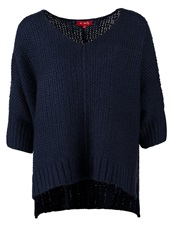 Derhy Bienvenue Jumper Marine Dark Blue