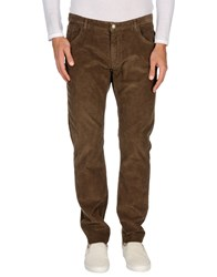 Seventy By Sergio Tegon Casual Pants Brown