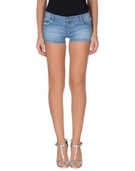 Fracomina Denim Denim Shorts Women