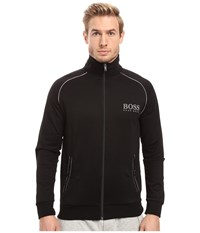 Hugo Boss Tracksuit Jacket Zip Black Men's Coat