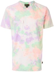 Adidas By Pharrell Williams Patterned T Shirt Multicolour