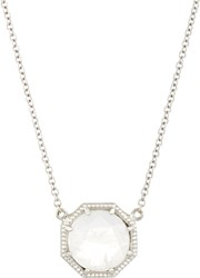 Grace Lee Women's Maman Pendant Necklace Colorless