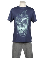 Billabong Short Sleeve T Shirts Deep Purple