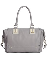 French Connection Arden Hobo Mount Fuji Grey