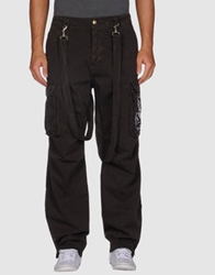 Bad Spirit Casual Pants Dark Brown