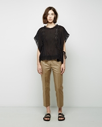 Isabel Marant Onos Cropped Pant Ficelle