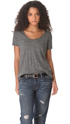 Joie Caesar B. Top Charcoal