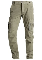 Selected Homme Shnnaples Cargo Trousers Green Olive