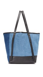 See By Chloe Andy Denim Tote Bag