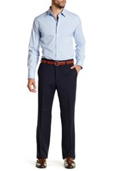 Tailorbyrd Cavalry Twill Wool Pant Blue