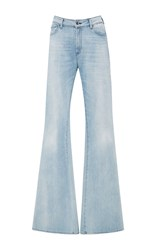 Seafarer Blase High Rise Flare Jeans Light Wash