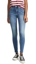 Blank Denim The Bond Midrise Skinny Jeans Lady Liberty