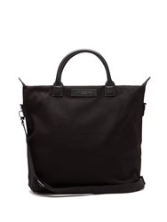 Want Les Essentiels O'hare Organic Cotton Canvas Tote Bag Black