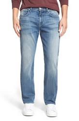 Men's 7 For All Mankind 'Straight Foolproof' Slim Straight Leg Jeans Bombay Springs