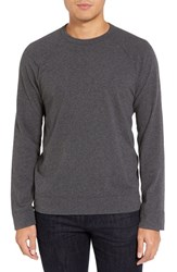 James Perse Men's Long Raglan Sleeve T Shirt