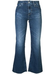 Ag Jeans Quinne Flare Blue