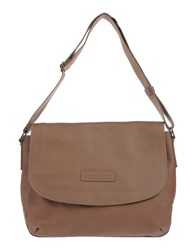 Timberland Handbags Dark Brown