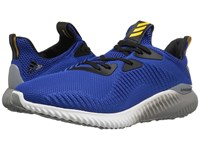 Adidas Alphabounce Collegiate Royal Solar Gold Easy Mint Men's Running Shoes Blue