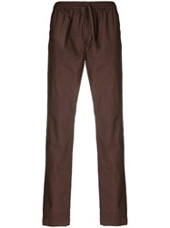 Tomas Maier Sporty Pant Brown