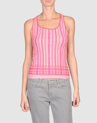 Gattinoni Topwear Tops Women Pink