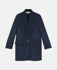 Stella Mccartney Ink Bryce Coat