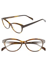 Corinne Mccormack 'Marge' 52Mm Reading Glasses Dark Brown