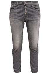 Replay Pilar Slim Fit Jeans Washed Grey Grey Denim