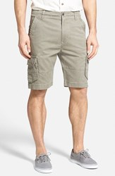 Men's Big And Tall Rodd And Gunn 'Flax Bay' Cargo Shorts Taupe