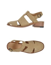 Purified Sandals