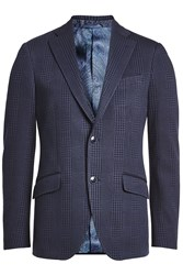 Etro Printed Blazer With Cotton