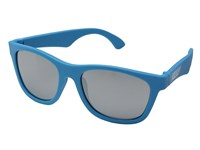 Babiators Aces Navgators Fueled By Electric With Mirrored Lenses 7 14 Years Blue Athletic Performance Sport Sunglasses
