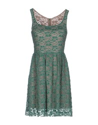 Doralice Short Dresses Green