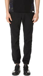 White Mountaineering Puckering Easy Pants Black