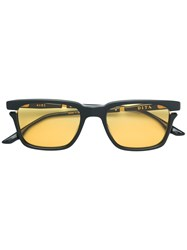 Dita Eyewear Avec Sunglasses Yellow And Orange