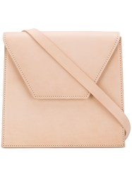 Forte Forte Envelope Crossbody Bag Neutrals