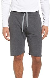 Tasc Performance Men's Legacy Athletic Shorts Black Heather