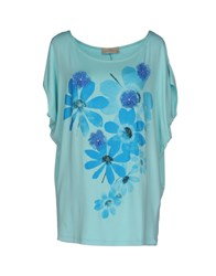 Just For You T Shirts Turquoise