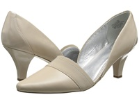 Circa Joan And David Dores Light Natural Leather High Heels Neutral