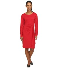 Exofficio Wanderlux Salama Dress Carmine Women's Dress Red