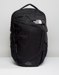 The North Face Hot Shot Backpack In Black Black