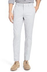 Bonobos Men's Tailored Fit Washed Chinos Cool Grey