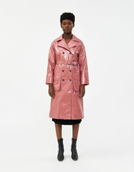Stelen Sonia Patent Trench Pink