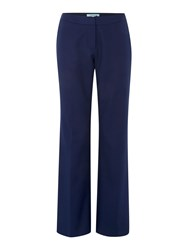 Dickins And Jones Navy Tailored Trouser