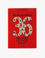 Taschen 36 Hours Usa And Canada East Multi