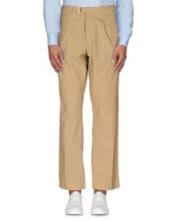 Haver Sack Trousers Casual Trousers Men Sand
