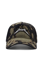 Forever 21 Dope Bleached Logo Patch Cap