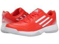 Adidas Sonic Attack Solar Red Black Silver Metallic Women's Tennis Shoes