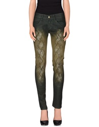 Nolita Denim Pants Green
